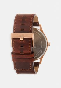 MVMT - CLASSIC - Watch - rose gold-coloured/natural tan - 1