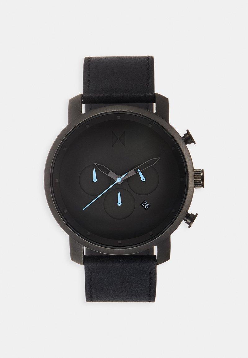 MVMT - Chronograph watch - gunmetal/black