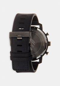 MVMT - Chronograph watch - gunmetal/black - 1