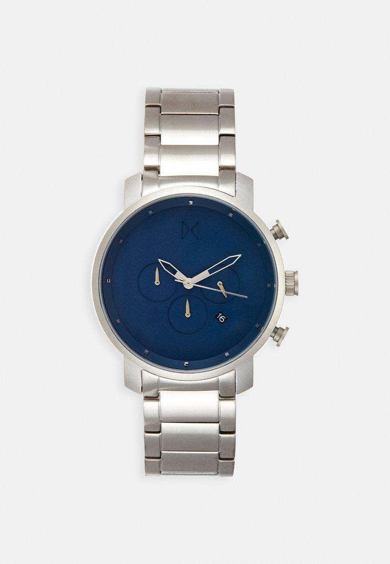 MVMT - Chronograph watch - midnight/silver-coloured