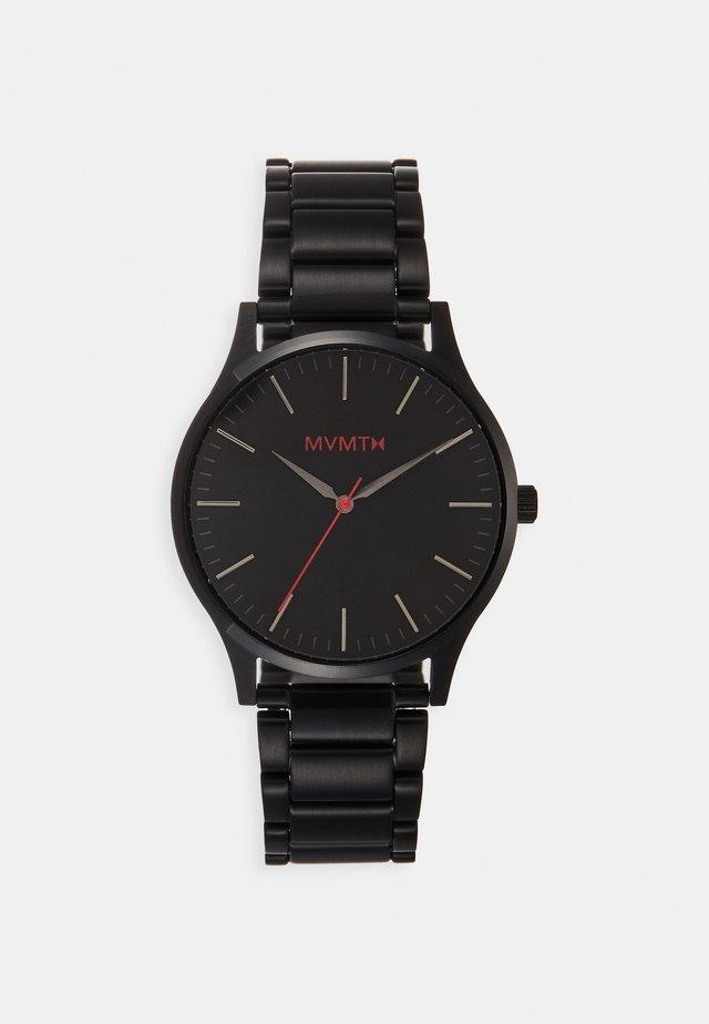 Watch - black link