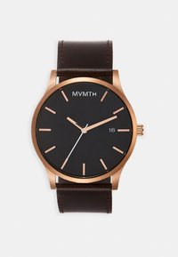 MVMT - CLASSIC - Watch - rose gold-coloured/brown - 0