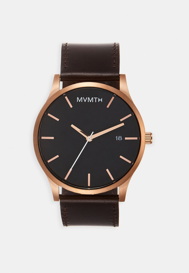 MVMT - CLASSIC - Watch - rose gold-coloured/brown