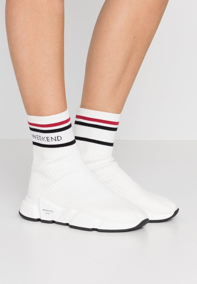 CAMELIA - High-top trainers - weiss