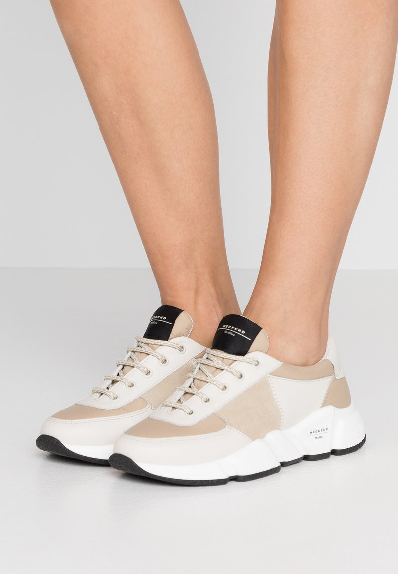 WEEKEND MaxMara - ONTANO - Sneakers - beige