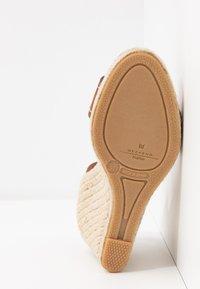 WEEKEND MaxMara - RAGGIO - High heeled sandals - taback - 6