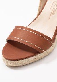 WEEKEND MaxMara - RAGGIO - High heeled sandals - taback - 2