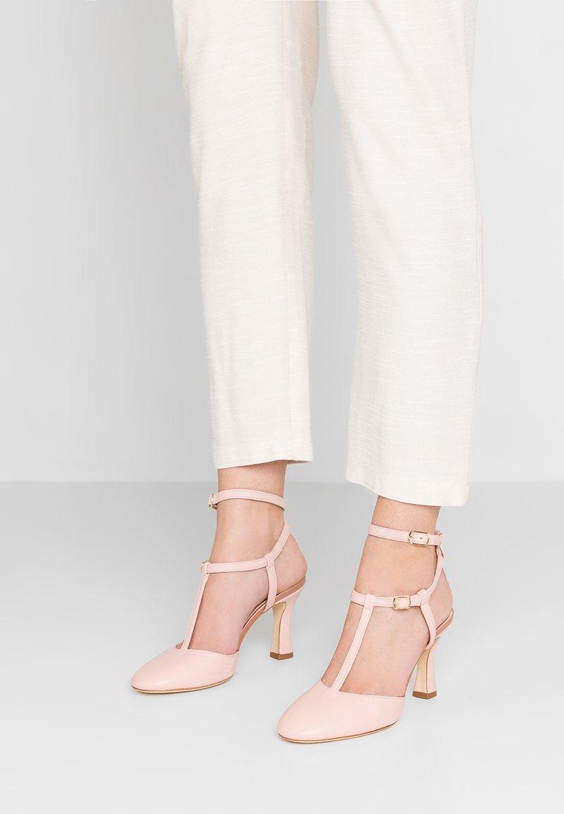 WEEKEND MaxMara - CILE - High heeled sandals - rosa