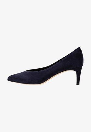 LAMA - Classic heels - nachtblau