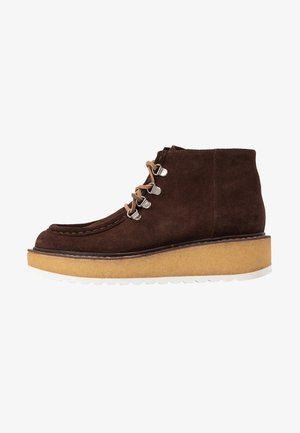 CANTICO - Ankle boots - dunkel braun