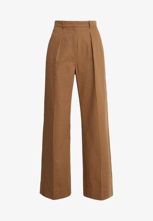 FALCONE - Pantalon classique - kamel
