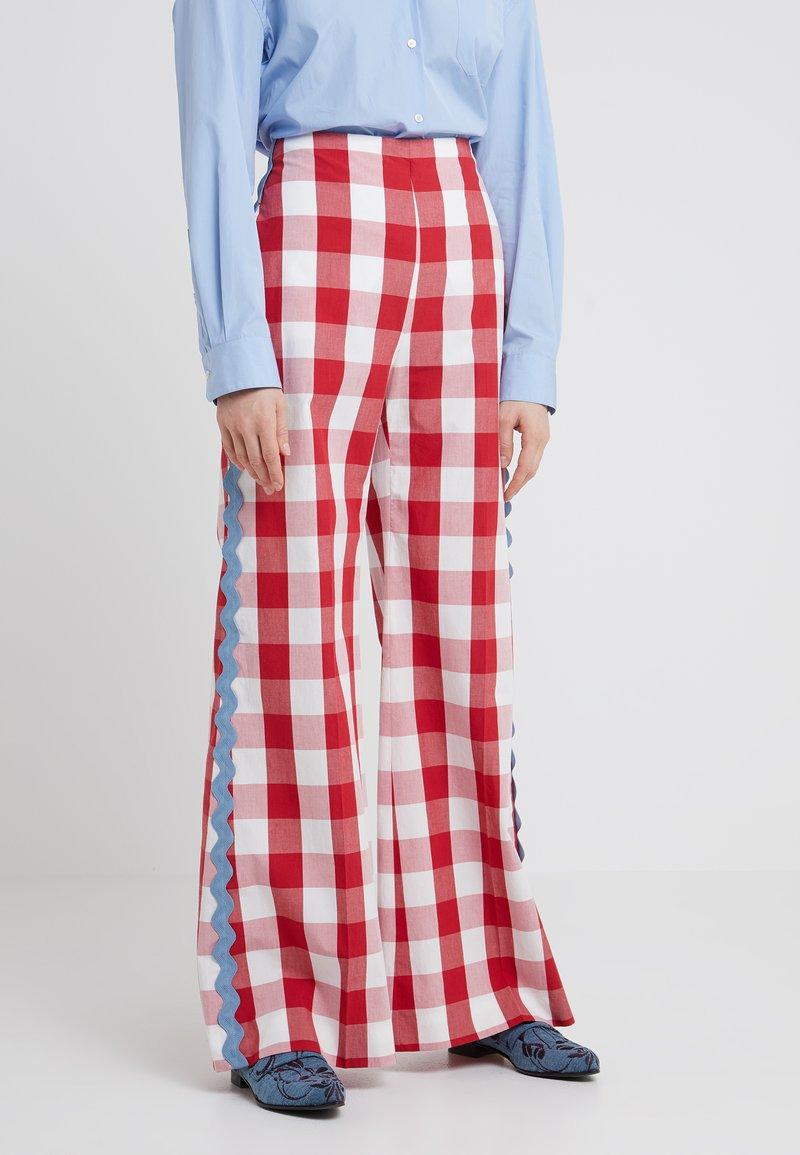 WEEKEND MaxMara - ASSIRO - Trousers - kirsche