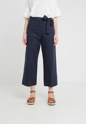CURVE - Trousers - ultramarine