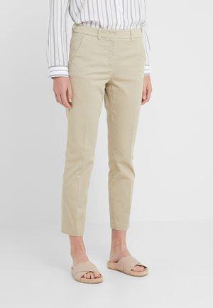 OGLIO - Spodnie materiałowe - beige