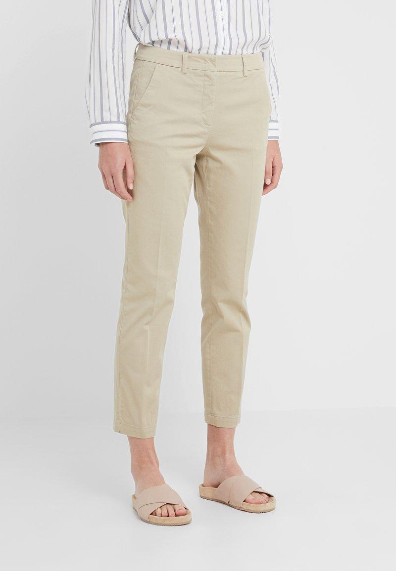 WEEKEND MaxMara - OGLIO - Spodnie materiałowe - beige