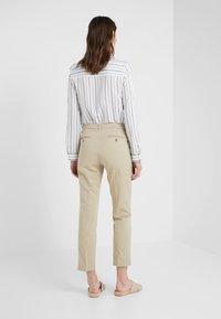WEEKEND MaxMara - OGLIO - Spodnie materiałowe - beige - 2