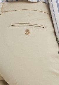 WEEKEND MaxMara - OGLIO - Spodnie materiałowe - beige - 5