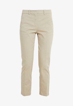 OGLIO - Kalhoty - beige
