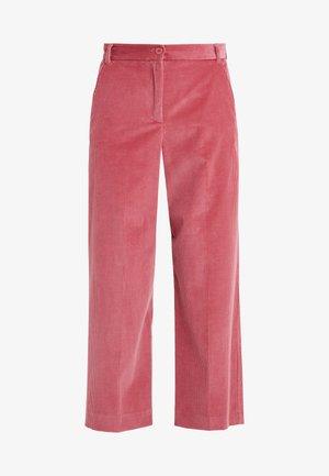 PADRE - Pantalon classique - rosa