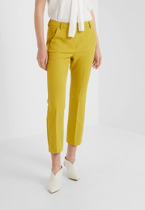 ALCIDE - Pantalon classique - gelb