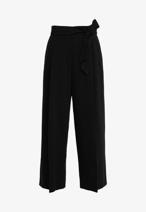 FIANDRA - Pantalon classique - schwarz