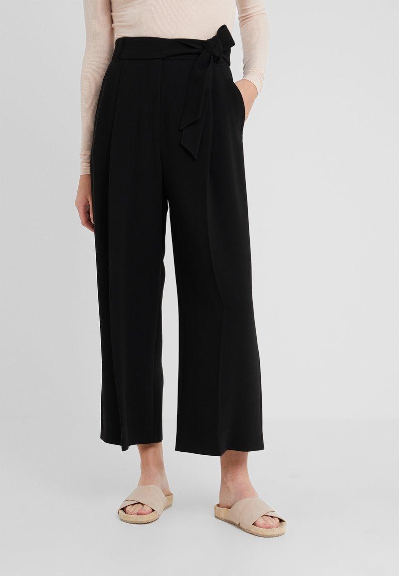 WEEKEND MaxMara - FIANDRA - Trousers - schwarz