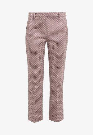 CAPALE - Spodnie materiałowe - altrosa