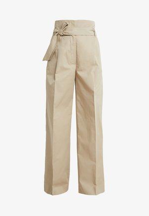 HOLIDAY - Spodnie materiałowe - beige