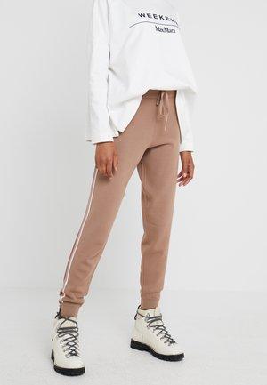 FIRMINA - Pantaloni sportivi - kamel