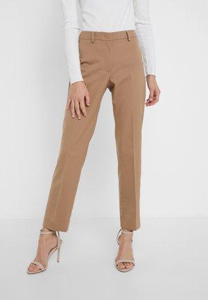 DEMETRA - Trousers - kamel
