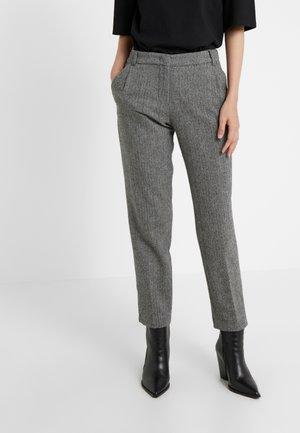 CAMPALE - Pantalon classique - schwarz