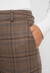 WEEKEND MaxMara - PANTERA - Spodnie materiałowe - kamel - 3