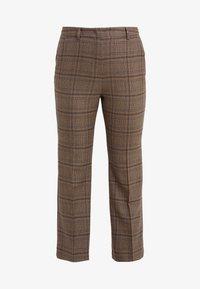 WEEKEND MaxMara - PANTERA - Spodnie materiałowe - kamel - 4