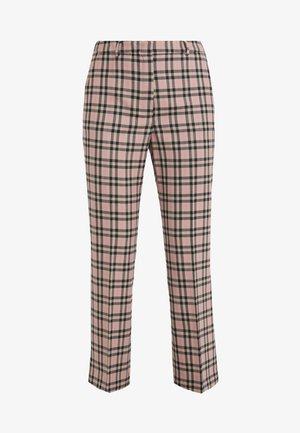 CAIRO - Pantalones - braun/beige