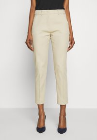 WEEKEND MaxMara - LEGENDA - Trousers - sand - 0