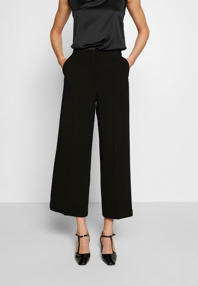WEEKEND MaxMara - LIEGI - Trousers - schwarz