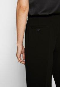 WEEKEND MaxMara - LIEGI - Trousers - schwarz - 3