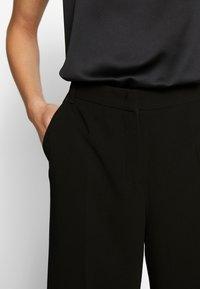 WEEKEND MaxMara - LIEGI - Trousers - schwarz - 5