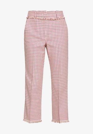 BAIARDO - Pantalon classique - rosa