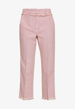 BAIARDO - Trousers - rosa