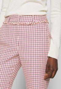 WEEKEND MaxMara - BAIARDO - Kalhoty - rosa - 3