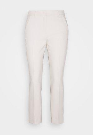OPACO - Spodnie materiałowe - ivory