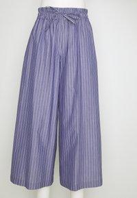WEEKEND MaxMara - DURANTE - Kalhoty - ultramarine - 5