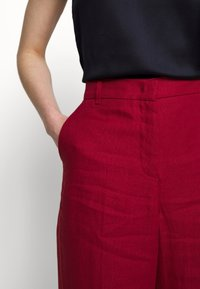 WEEKEND MaxMara - RAGUSA - Spodnie materiałowe - bordeaux - 5
