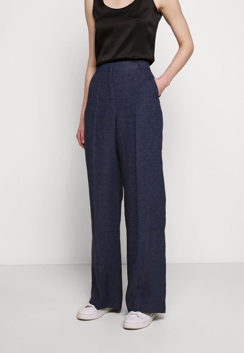 WEEKEND MaxMara - RAGUSA - Kalhoty - blau
