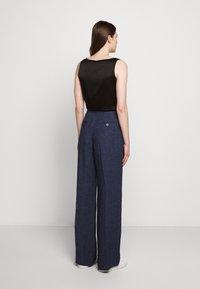 WEEKEND MaxMara - RAGUSA - Kalhoty - blau - 2