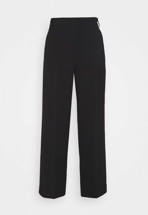 OMBRINA - Kalhoty - schwarz