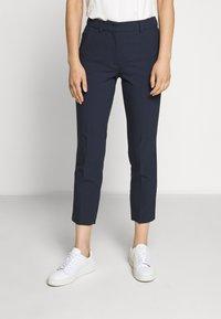 WEEKEND MaxMara - SALATO - Kalhoty - dark blue - 0