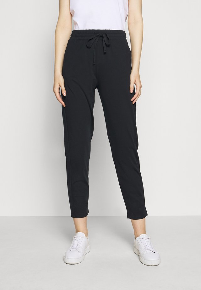 KERAS - Pantaloni sportivi - black