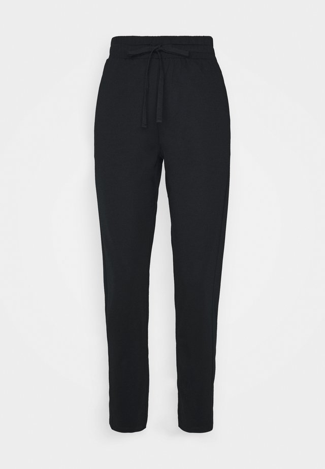 KERAS - Spodnie treningowe - black